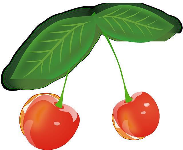 Cherries, Berries, Fruit, Red Fruit, Food, Tasty, Ripe