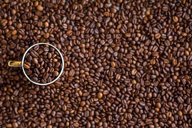 Coffee, Coffee Beans, Drink, Caffeine, Beverage, Brown