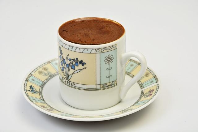 Turkish Coffee, Cup, Beverage