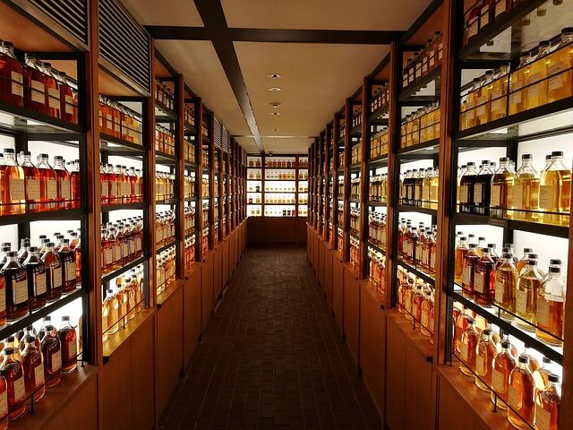 Whiskey, Beverage, Alcohol