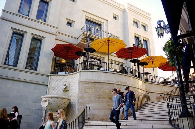 Beverly Hills, Tourism, Travel