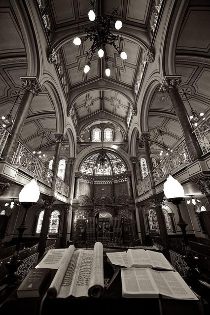 Synagogue, Brighton, Bible, Book, Church, Jewish