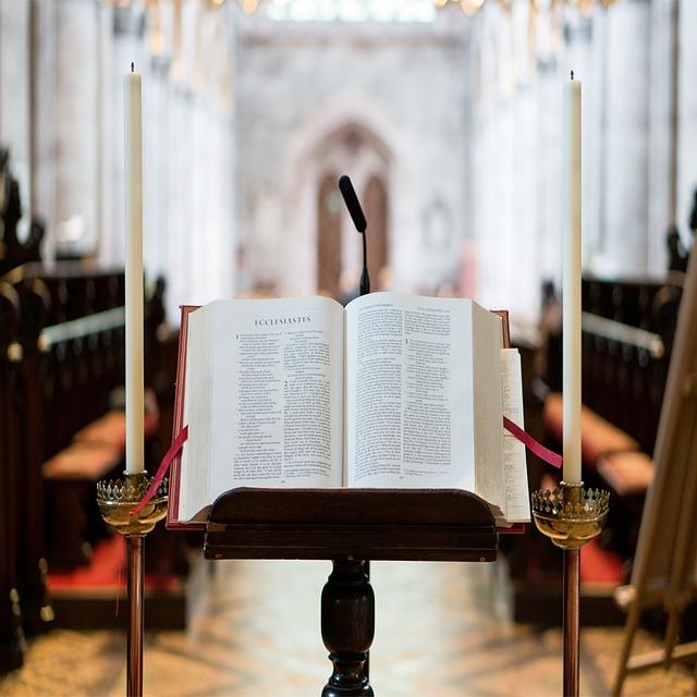 Church, Bible, S, Religion, Christianity, Spirituality