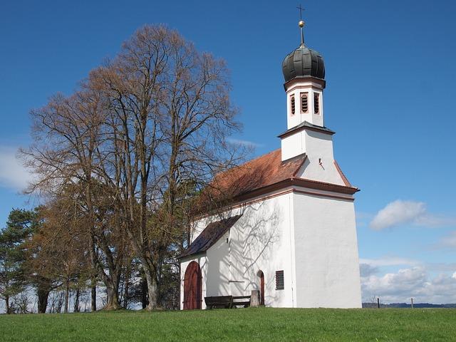 Loreto, Chapel, Altdorf, Biessenhofen, Bavaria, Church