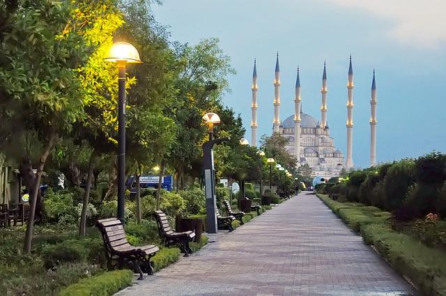 Adana, Big, Cami