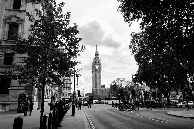 London, Big Ben, Elizabeth's Tower