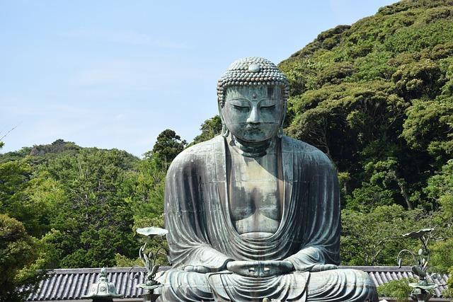 Kamakura, Kotoku, Big Buddha