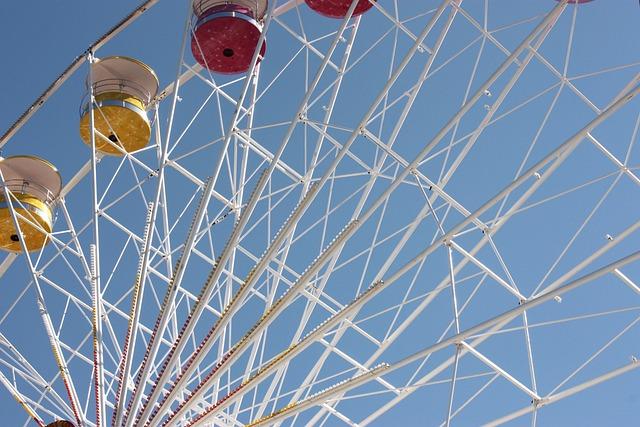Big Wheel, Fun Fair, Ferris Wheel, Manege, Wheel