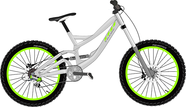 Bicycle, Bike, Downhill, Stumpjumper, Full-suspension
