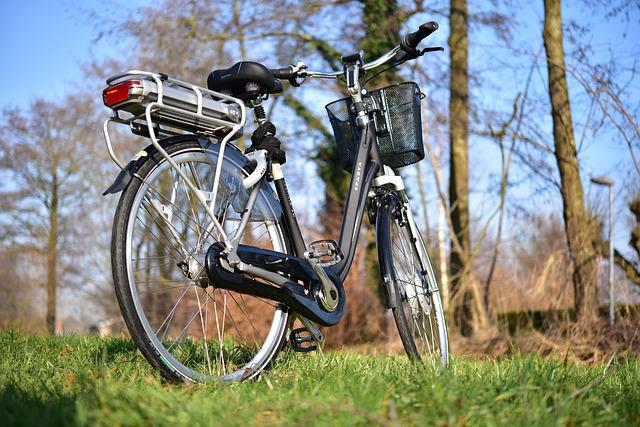 Ebike, E-bike, Bike, Photo, Landscape, Stand, Nature