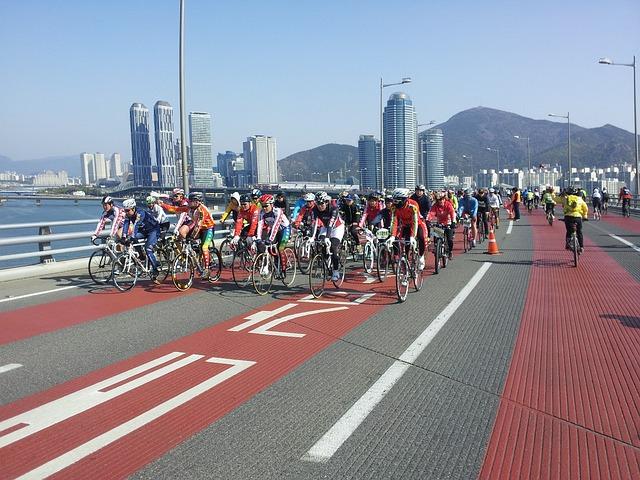 Bike Fest, Gwangan Bridge, Bike Contest