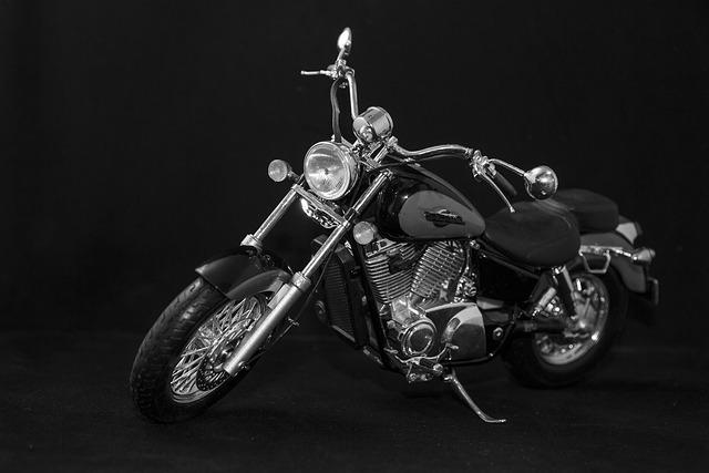 Motorcycle, Chopper, Chrome, Two Wheeled Vehicle, Bike