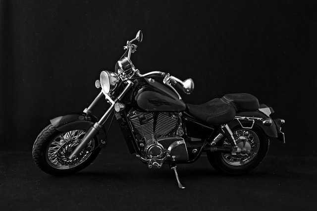 Motorcycle, Chopper, Chrome, Two Wheeled Vehicle, Bike