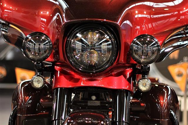 Motorbike Harley Davidson, Zagreb Auto Show 2018, Bike