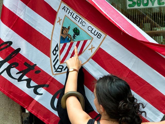 Bilbao, Football, Athletico, Soccer, Sport, Flag, Club