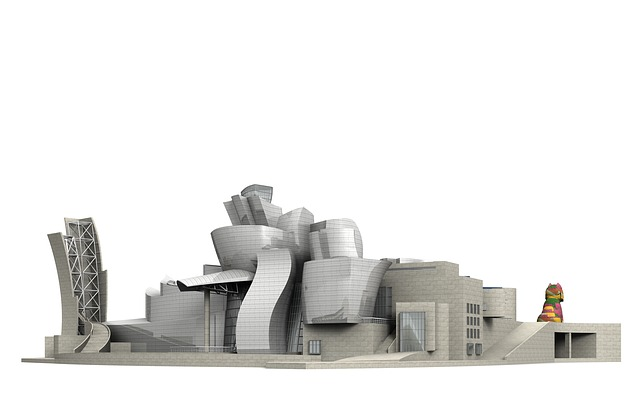 Guggenheim, Museum, Bilbao, Architecture, Building