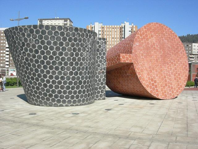Sculpture, Bilbao, Euskadi