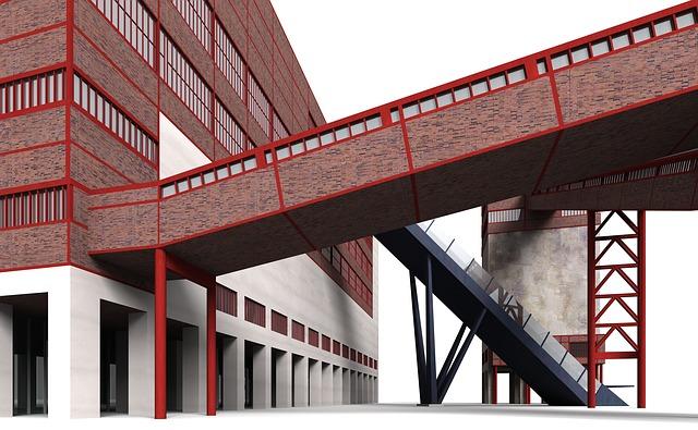 Bill, Zollverein, Eat, Architecture, Building, Church