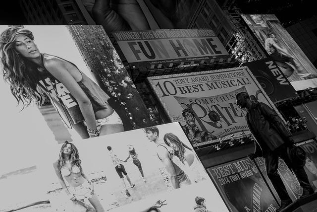 Adult, Art, Billboards, Buildings, City, Commerce