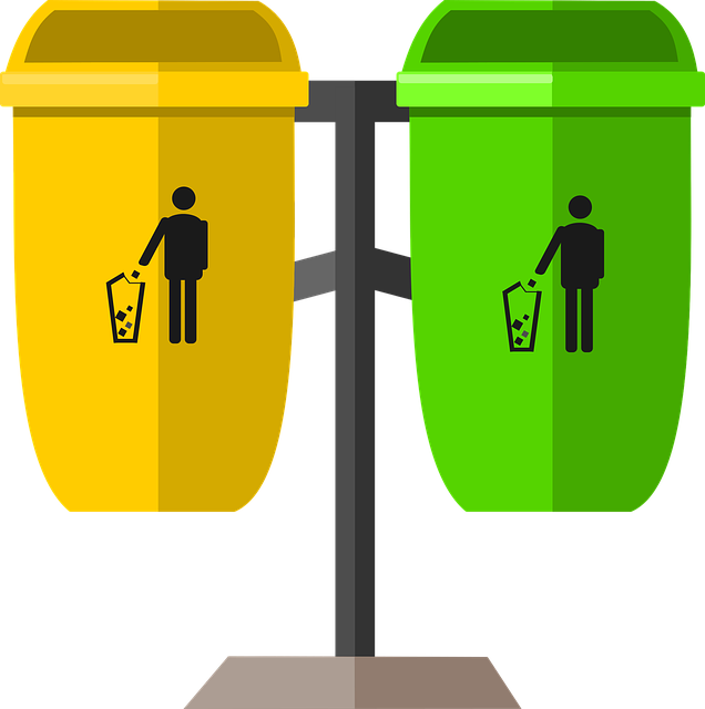 Trash Can, Recycle Bin, Bin, Environment, Trash, Can