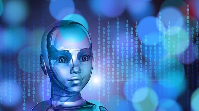 Girl, Forward, Digital, Digitization, Binary, Code