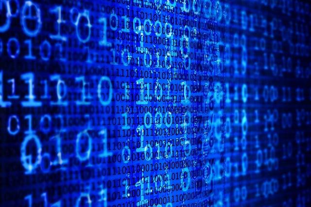 Digitization, Transformation, Binary, Null, One