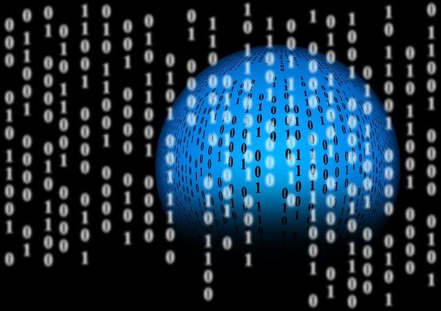 Binary System, Software, 1, 0, Binary, Digital