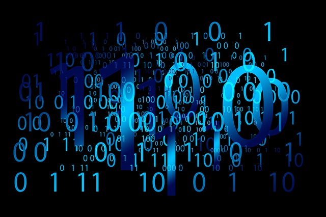 Binary, Binary Code, Binary System, Byte, Digitization