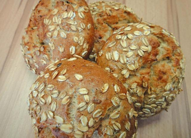 Oat Bread, Full Value, Bio