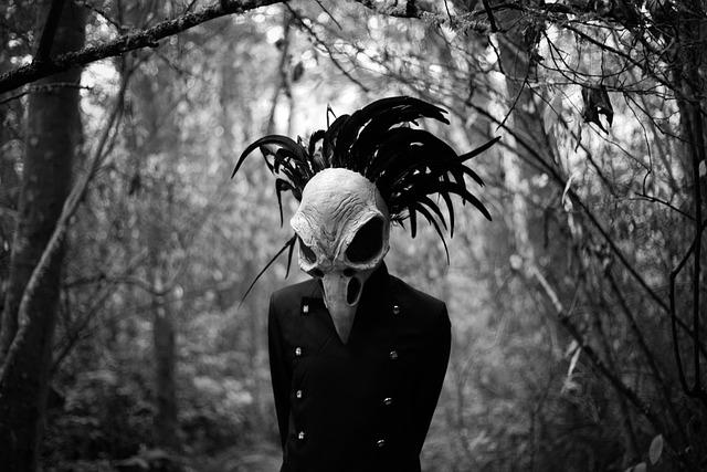 Valravn, Bird Skull, Dark, Gothic, Horror, Fantasy