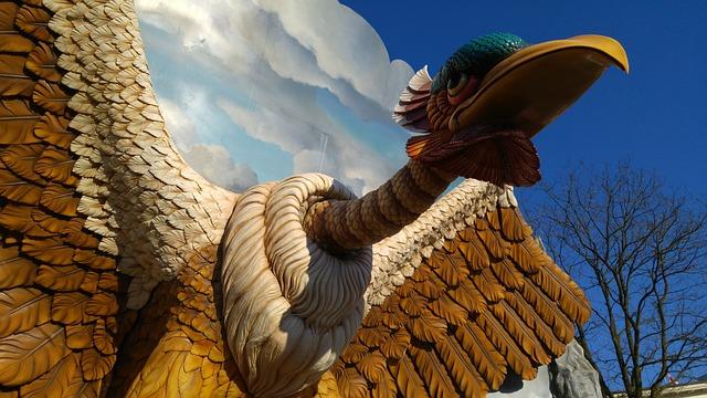 Efteling, Vogelrok, Theme, Bird, Attraction, Entrance