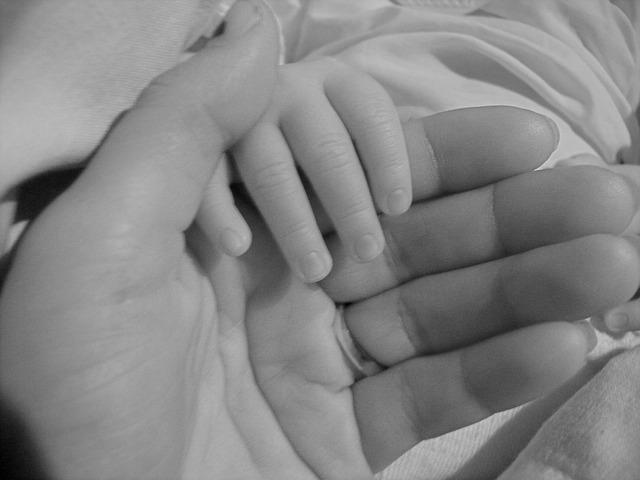 Mother, Baby, Hands, Birth, Love, Child, Children