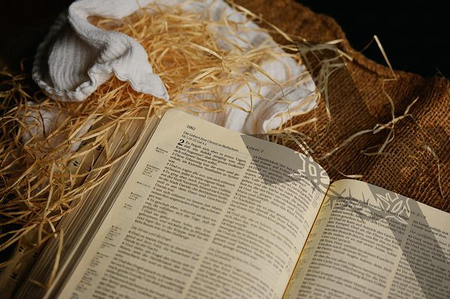 Bible, Christmas Story, Luke 2, Birth Of Jesus, Jesus