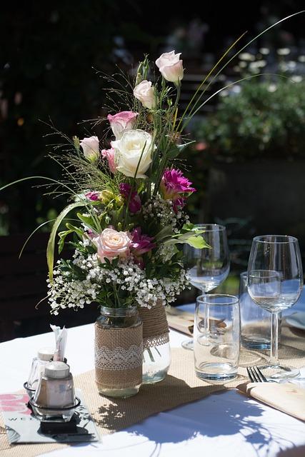 Bouquet, Sommerfest, Birthday Bouquet, Garden Party