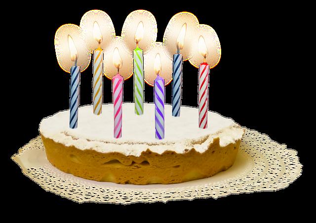 Eat, Emotions, Cake, Birthday, Birthday Cake, Isolated