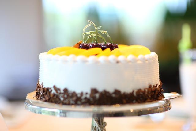 Birthday, Birthday Cake, Cake, Cherries, Chocolate
