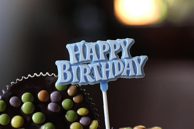 Birthday, Birthday Greeting, Happy Birthday