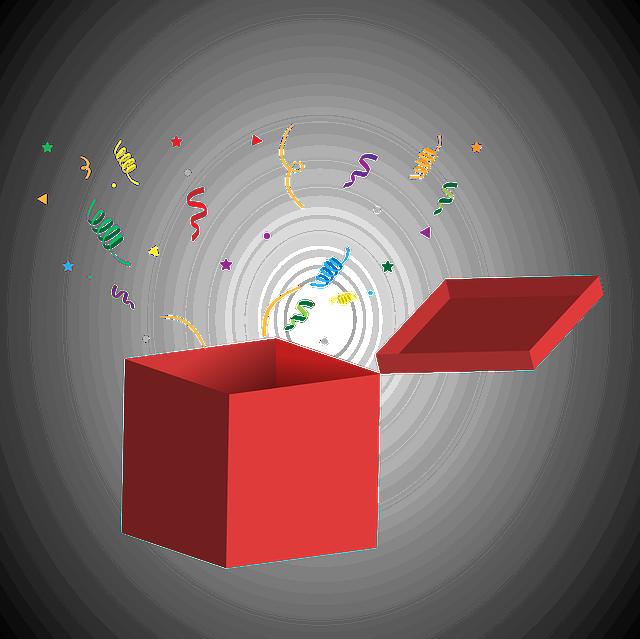 Gift, Box, Gift Box, Birthday, Surprise, Christmas
