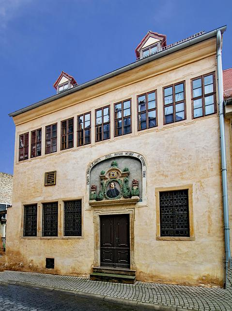 Lutherstadt, Eisleben, Martin Luther, Birthplace