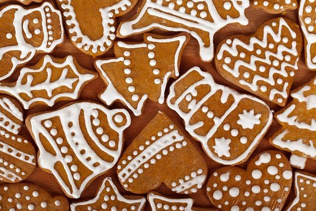 Biscuit, Brown, Christmas, Cookie, Cookies, Decoration