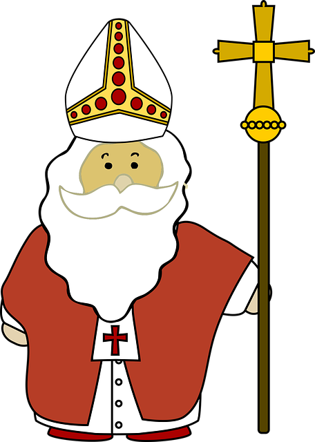 Bishop, Christmas, Nicholas