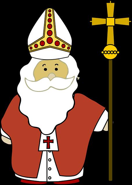 Bishop, Christmas, Nicholas