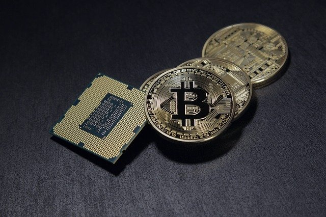Bitcoin, Currency, Crypto, Cyber, Electronic, Finance