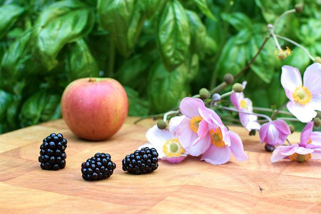 Blackberry, Autumn, Black Berries, Berry