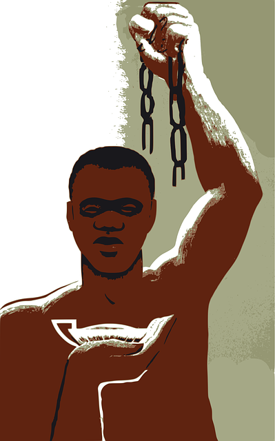 African American, America, Black, Chains, Empowered