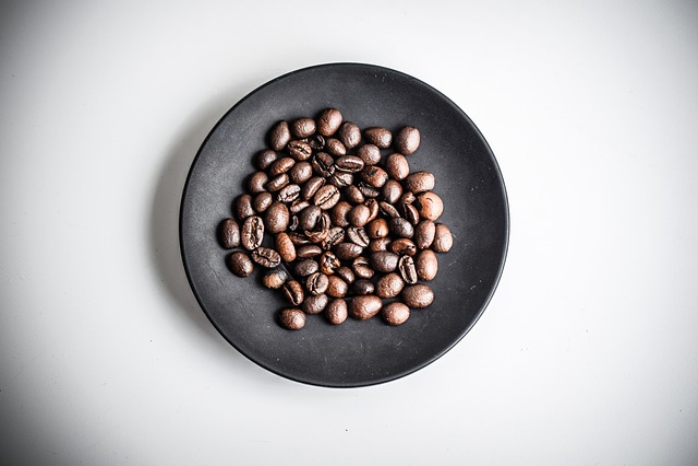 Coffee, Coffee Bean, Black