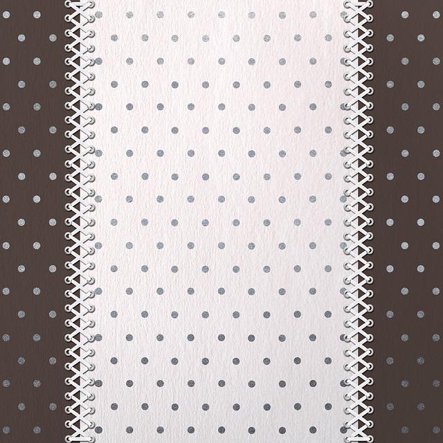 Scrapbooking, Background, Pattern, Dots, Black, White