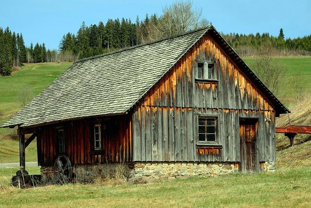 Mill, Black Forest, Farmer's Mill, Architecture