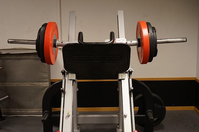 Leg Press, Weights, Machine, Dumbbells, Training, Black