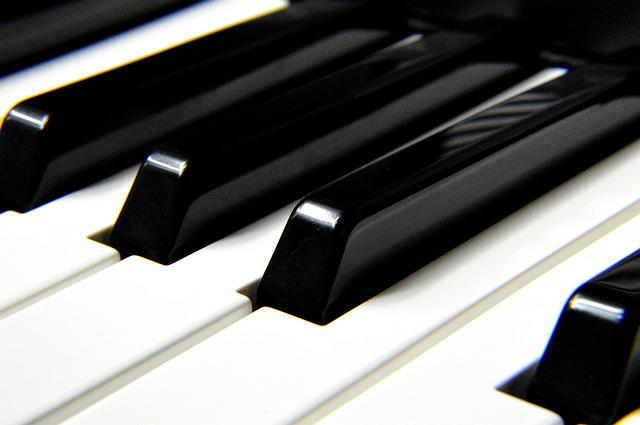 Piano, Keys, Instrument, Music, Piano Keys, Black